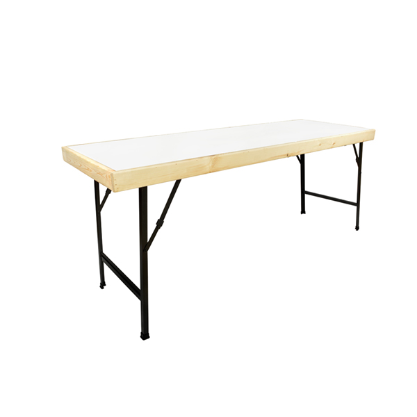 Folding Canteen Table & Form