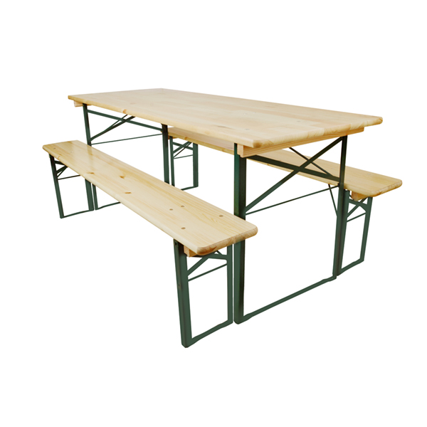 Festival Trestle Table and Bench